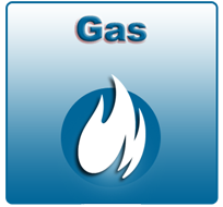 gas hot water hills district